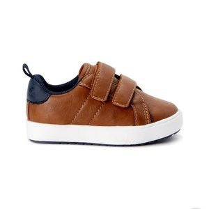 Wonder Nation Infant Boys' Double Strap Sneakers